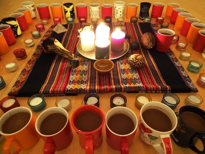 kakao zeremonie wien